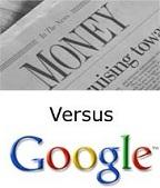 news versus google