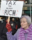 tax the filthy rich