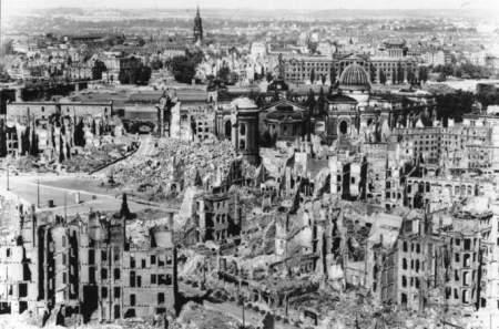 Dresden bombing wwii