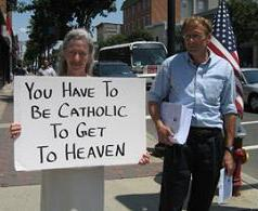 You Have to Be Catholic to Get to Heaven