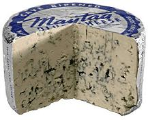 cave ripened blue cheese