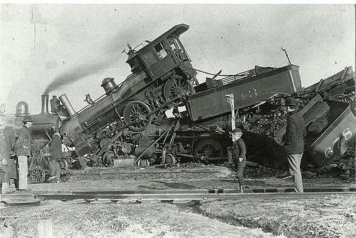 Melanie Train Wreck 2