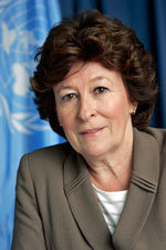 Louise Arbour is best known as a chief prosecutor for tribunals into the genocide in Rwanda and human rights abuses in Yugoslavia in the 1990s