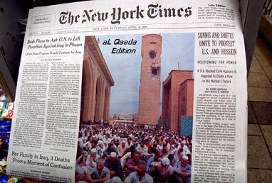 new york times - the paper of sedition