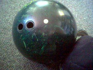 miscellaneous bowling ball at YPI