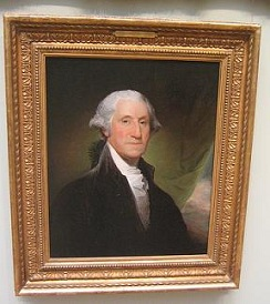Portrait of George Washington