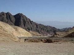 timna copper mine