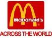 map of McDonald's Restarants