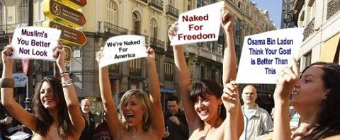 WALK NAKED IN AMERICA DAY