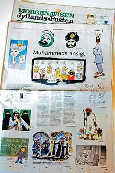 danish cartoons