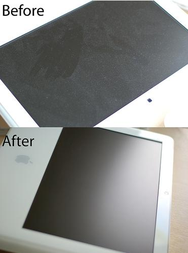 how to clean your monitor screen