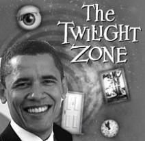 obama in the twilight zone