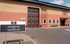 Muslims represent around a third of all prisoners at Whitemoor Prison in Cambridgeshire