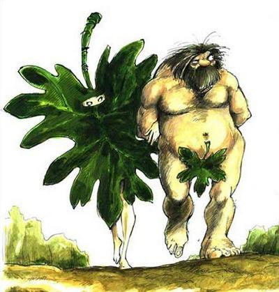Islamic Adam & Eve