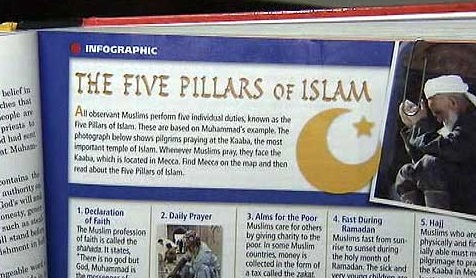 Islam in textbooks