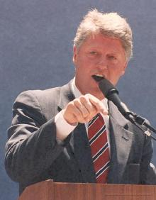 bill clinton converts to Islam