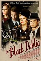 The Black Dahlia Movie Poster