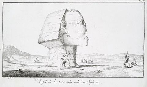Frederic Louis Norden, Voyage d'Égypte et de Nubie (1755)