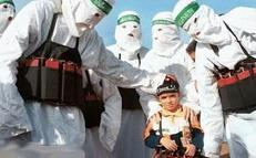 palestinian children as weapons