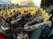 Hezbollah terrorists