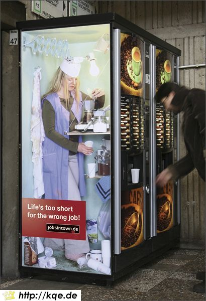 iranian coffee vending machine