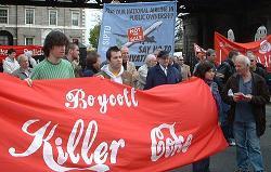 boycott killer coke campaign