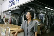 Soo Chung was one of the owners of Custom Cleaners.
