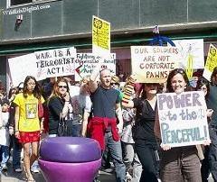 anti-war idiots