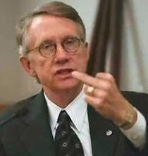 harry reid's message to our troops...