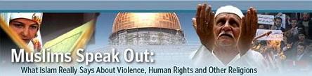 Muslims speak out - newsweek washingtonpost onfaith