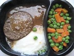 Salisbury steak Is this healthy? Is this even food?