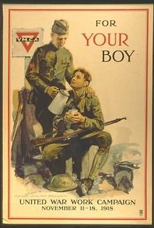 YMCA WWI Poster