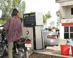 Petrol station, Keffi Nigeria