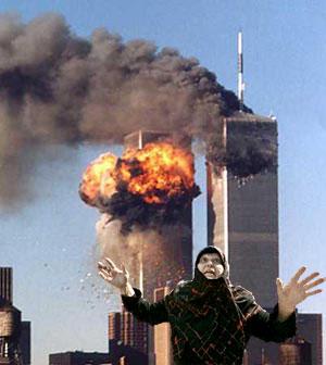 flat fatima islamic propaganda woman wtc