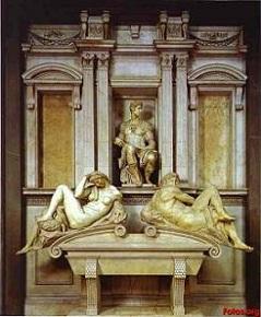 Tomb of Giuliano de' Medici