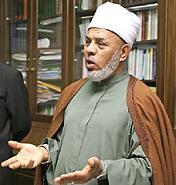 Sheik Taj Din al-Hilali