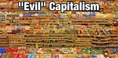 evil capitalism