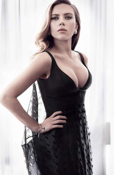 scarlett johansson - highest-grossing actress of all time