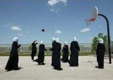 muslim female basketball team