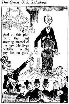 Dr. Seus WWII cartoon