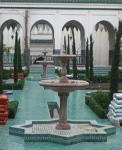 Grande Mosquée de Paris France