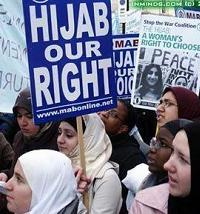 hijab is our right