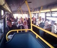 Muslims on a Bus