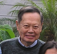 Chen Ning Franklin Yang  (born September 22, 1922) is a Chinese American physicist who worked on statistical mechanics and symmetry principles