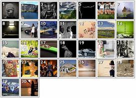 Flickr Explore June 2008