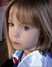 This March 2007 photo shows British girl Madeleine McCann who was reported missing during a family holiday in the Algarve region of Portugal. Officials in Portugal halted their investigation into the case today because, they say, detectives have found no evidence of a crime during their 14-month investigation. (AP Photo/McCann Family)