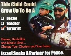 This child could grow up to be a terrorist