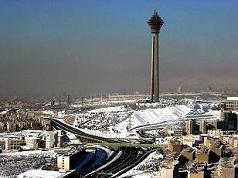 Borj-e Milad (Milad Tower, Persian: برج میلاد ‎ )