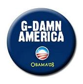 obama god damn us button