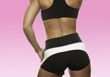 a Pilates body